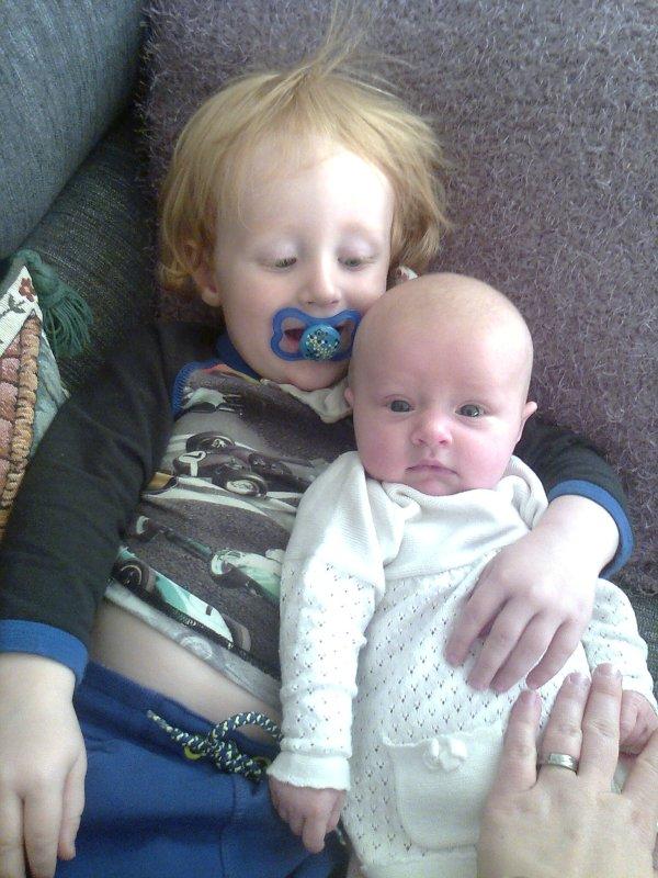 Ture och Elvy