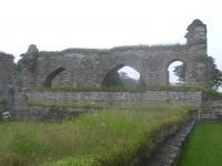 Gudhem klosterruin