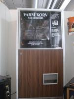 Varmkorvsautomat
